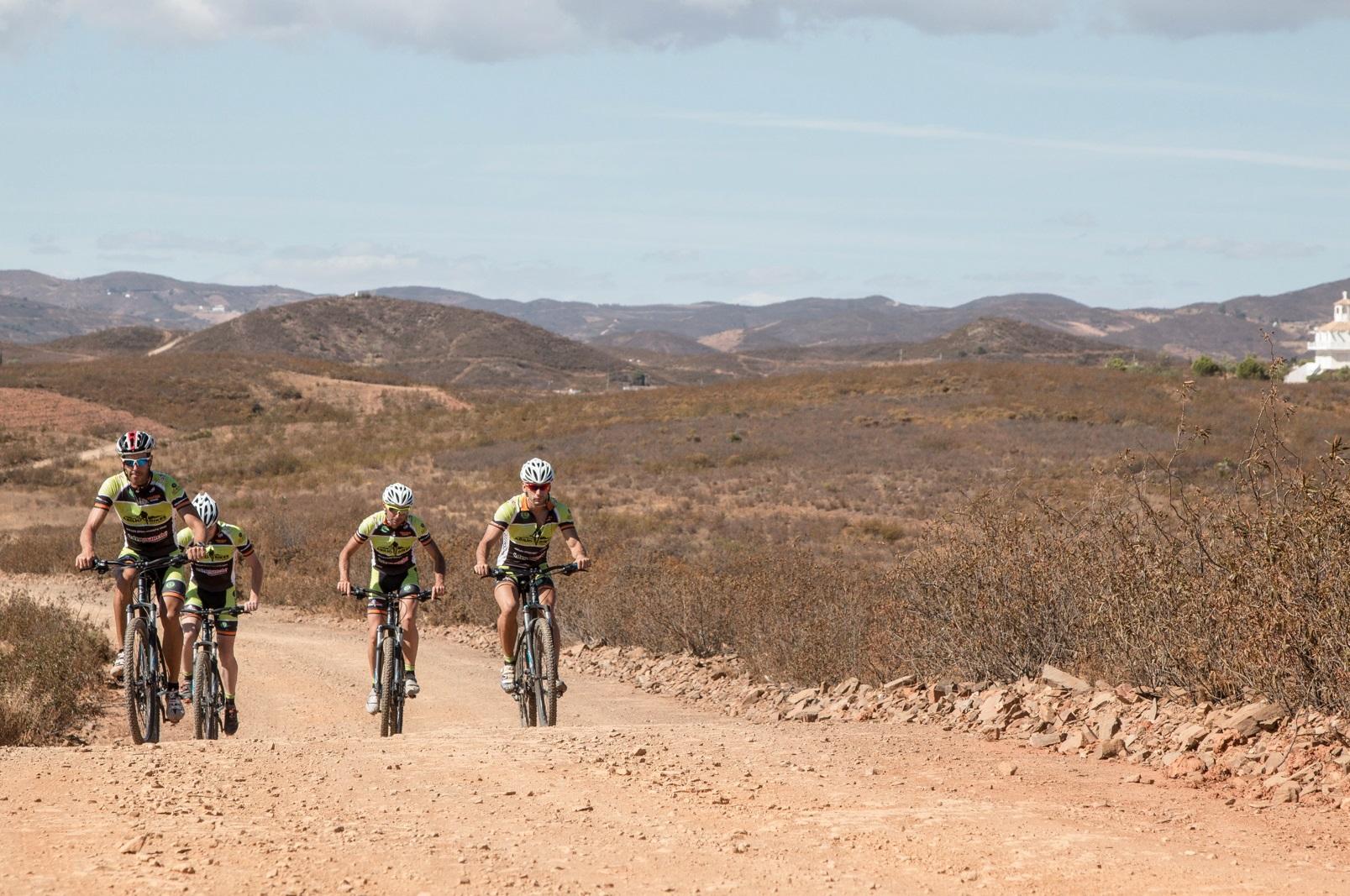 bike tours in Algarve